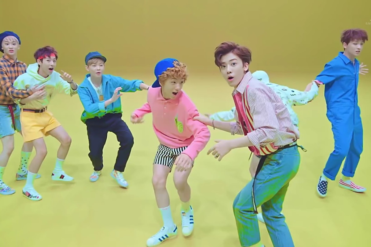 Review] Chewing Gum – NCT Dream – KPOPREVIEWED