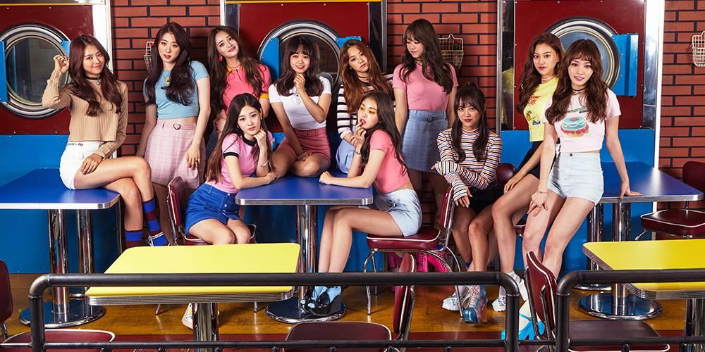 Imagini pentru ioi kpop band comeback