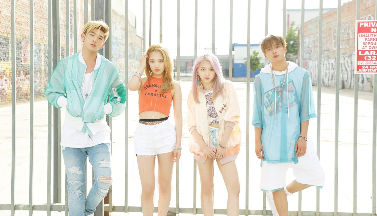 [Album Review] Hola Hola (1st Mini Album) - KARD