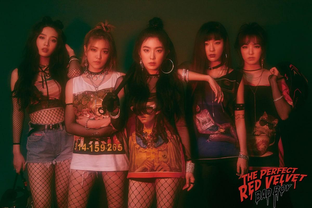 Album Review The Perfect Red Velvet 1st Repackaged Album Red Velvet Kpopreviewed
