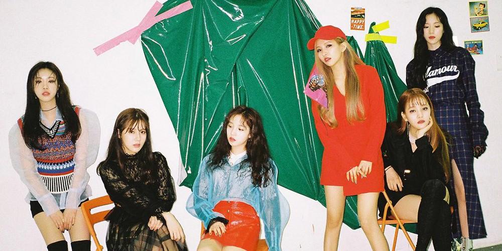 Review i-dle Mini I Album Kpopreviewed album Am 1st – g