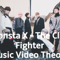 [Music Video Theory] Monsta X The Clan (Part 2) - Fighter