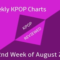 [Weekly Chart] 2nd Week of August 2018