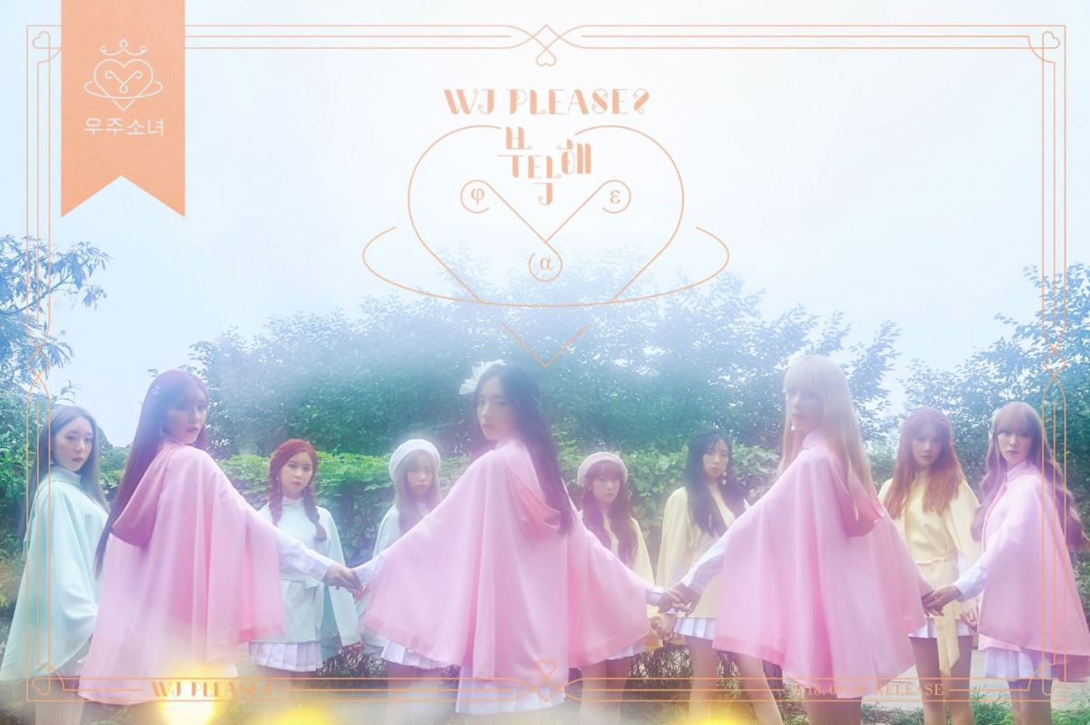 [Album Review] WJ Please (5th Mini Album) - WJSN (Cosmic Girls)