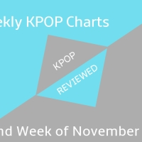 [Weekly Chart] 2nd Week of November 2018