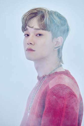 Chen's Love Shot Teaser