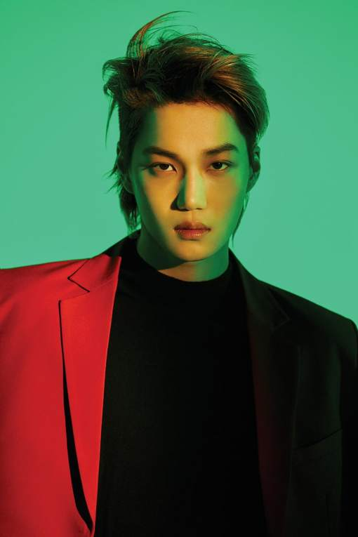 Kai's Love Shot Teaser