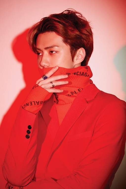 Sehun's Love Shot Teaser