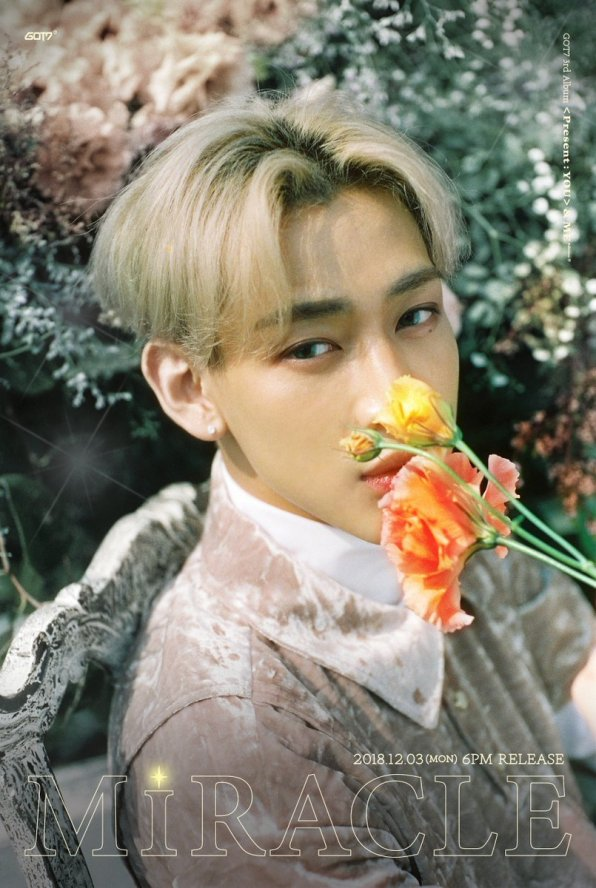 BamBam's Miracle Teaser Image