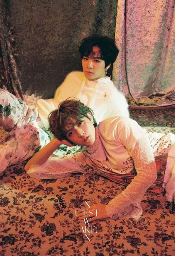 JR & Ren's Teaser Images for WAKE, N
