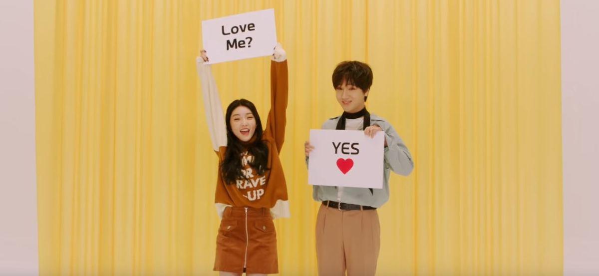 [Review] Whatcha Doin' - Yesung (Super Junior) & Kim Chungha