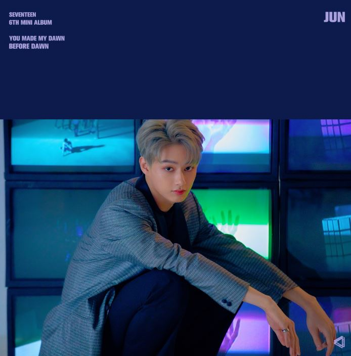 Album Review] You Made My Dawn (6th Mini Album) – SEVENTEEN