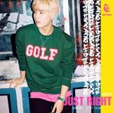 Jackson - Just Right Teaser Images