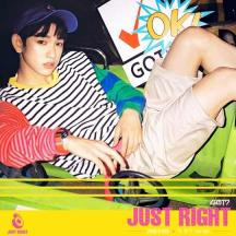 Jinyoung - Just Right Teaser Images