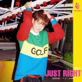 Yugyeom - Just Right Teaser Images