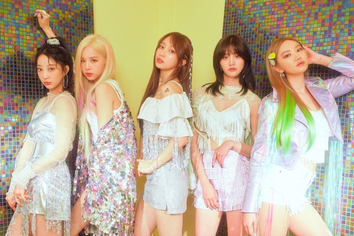 [Album Review] WE (5th Mini Album) - EXID