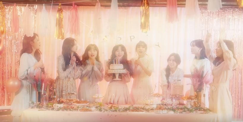 Review Beautiful Days Lovelyz Kpopreviewed