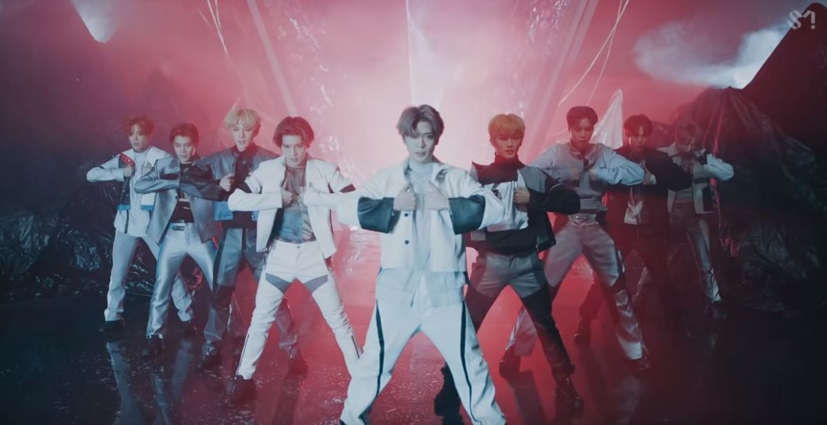 [Review] Superhuman - NCT 127