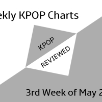 [Weekly Chart] 3rd Week of May 2019
