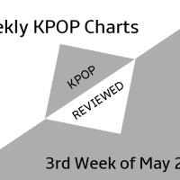[Weekly Chart] 3rd Week of May 2019