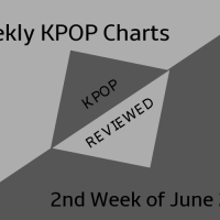 [Weekly Chart] 2nd Week of June 2019