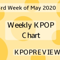 [Weekly Chart] 3rd Week of May 2020
