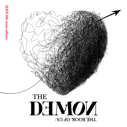 The Book of Us: The Demon Album Cover