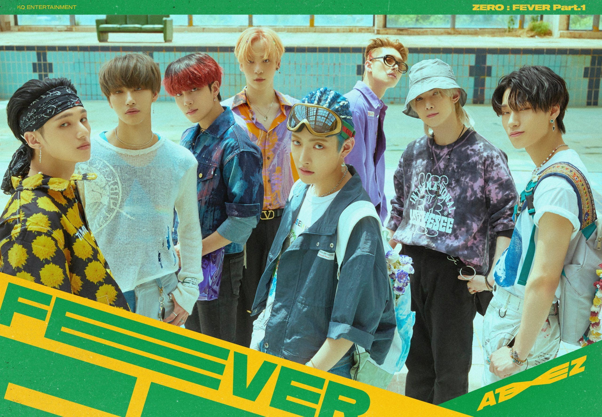 Album Review] Zero: Fever Part 1 (5th Mini Album) – ATEEZ – KPOPREVIEWED