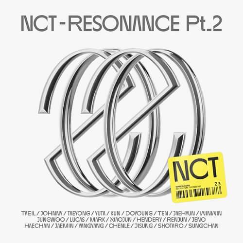 NCT 2020: Resonance Part 2 Album Cover