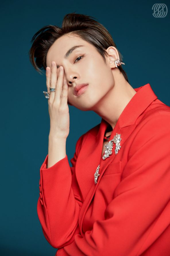 Winwin's Teaser Image for NCT 2020: Resonance Part 2