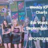 [Weekly KPOP Chart] 4th Week of September 2021
