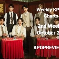 [Weekly KPOP Chart] 2nd Week of October 2021